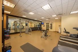 fitness exercise room hilton garden inn harbison columbia