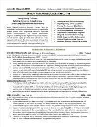 9+ Hr Resume Examples - Pdf