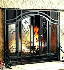wood burning fireplace doors wood burning stove glass door replacement cleaner fireplace screens wood burning fireplace