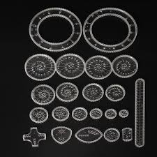How To Use Spirograph Design Set Home Kitchen Bar Wine Tools Spirograph Design Set Tin