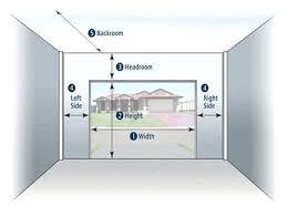 average garage door height typical two car garage door dimensions average garage door height australia