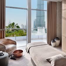 Design One Spa Cascade Luxury Hotel Spa In Downtown Dubai Address Downtown