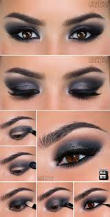 wedding makeup for brown eyes clic smokey eye tutorial video romantic wedding makeup