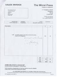 Invoice Equipmentt Invoices Template Proforma Receipt Format Pdf