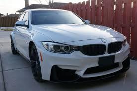 2015 bmw m3 white. Brilliant Bmw 2015 BMW M3 WhiteBlack With Bmw White M