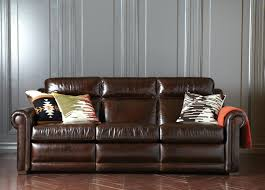 ethan allen leather sofa reviews repair sectional