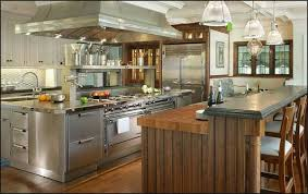 Professional Kitchen Design Interesting Stainless Steel Countertops Here Are The Pros And Cons
