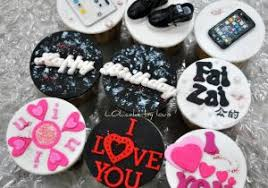 Cup Cake Designs For Boyfriend Cupcake Decorating Ideas For Boy