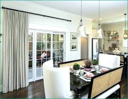 curtains for slider doors curtains over sliding glass door over sliding glass doors with blinds best