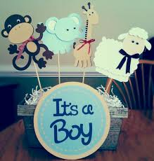 Baby Shower Centerpieces Baby Shower Centerpiecescould Make This For A Girl Too Babies