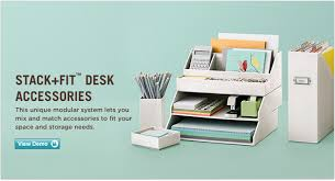 desk accessories and organizers. Exellent Accessories Stack Fitau201e Desk Accessories Organizers Modern  For Office To And Organizers C