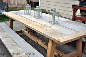 outdoor furniture restoration hardware. Plain Furniture Restoration Hardware Inspired Outdoor Table And Benches  Bench Set 5 4 Carmel Furniture Throughout