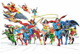 the superhero wallpaper