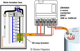 how to wire ca3750 z wave contactor zwave basics 2 Pole Contactor Wiring Diagram larger image, ge contactor automatically detects voltage 2 pole 24v contactor wiring diagram