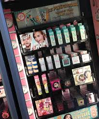 Benefits Of Vending Machines Stunning Touch Up After You Touch Down Benefit Introduces New Automatic