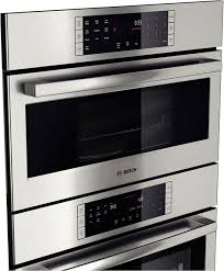 oven bosch 800 series hbl8751uc angle view