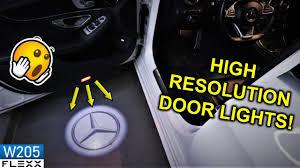 1819 mercedes logo 3d models. 1 Highest Resolution Mercedes Logo Courtesy Welcome Door Lights Youtube
