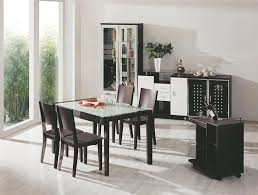 Dining Room Sets For Attractive Small Dining Room Sets For 4 With Storage Buffet Dining