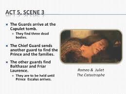 romeo and juliet act summary notes act 5 scene 3<br >romeo