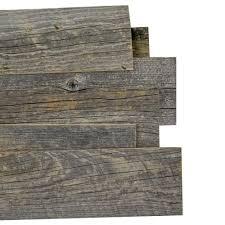 reborn reclaimed wood barn wood boards hdrwbg ideal home depot wall panels