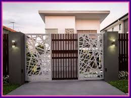 modern metal fence design. Home Modern Metal Fence Design Incredible On Within The Best Ideas Gate For Model Plans M
