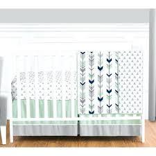 grey crib sheet grey elephant