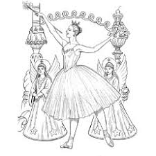 Nutcracker Coloring Pages Coloring Pages