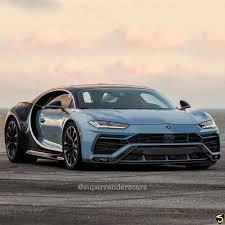 Informal luxury, future shapers, designers of experiences. Lambogatti Chirus Looks Like The Perfect Lamborghini Bugatti Supercar Autoevolution