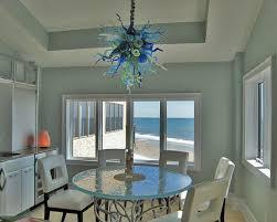 custom laa mist chandelier myrtle beach sc installation beach style dining