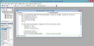 intellisense vbscript editor excel macro mastery intellisense vbscript editor excel macro mastery exceltip com
