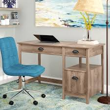 Home office standing desk Workstation Wayfair Beachcrest Home Pinellas Standing Desk Reviews Wayfair