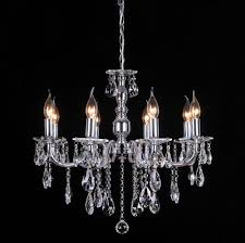 sku leli1040 french inspired 8 light crystal chandelier in chrome is also sometimes listed under the following manufacturer numbers ll002ch008c