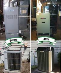 trane oil furnace. Modren Furnace New Trane Oil Furnace And XL16i Air Conditioning System That We Installed  HoltzopleHeatingAndAirConditioning  On Oil Furnace