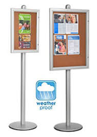 Display Boards Free Standing Display Systems Modular Portable Huge Range ¦ Slimline Warehouse 11