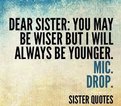 Sister Quote Impressive Sister Quotes SisterQuotes48 Twitter