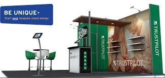 Bespoke Display Stands Uk Bespoke Exhibition Stands XL Displays UK Exhibition Display Stands 16
