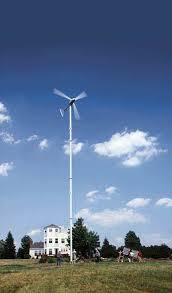 home wind power
