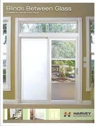 blinds between glass door s sliding door with blinds between the glass blinds in glass door