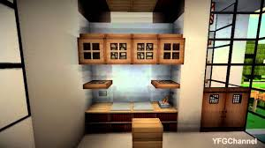 Minecraft Modern Kitchen Minecraft Modern House By Antonove Download Youtube