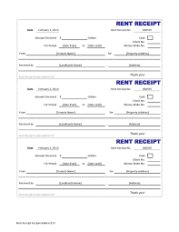 Free Rent Receipt Template Template Awesome Invoice And Blank Rent Receipt Template Sample 8