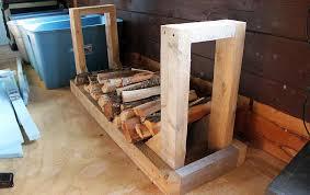 Image of: Lumber Storage Racks