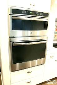 best convection wall oven microwave combo combination a double alternative 24 inch gas double wall oven air microwave combo