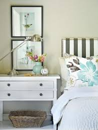Image Lamp Shade View In Gallery Homedit Quicks Tips For Decorating Your Nightstand