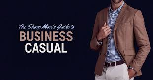 <b>Business Casual</b> for <b>Men</b>: Dress Code Guide (+ Examples)