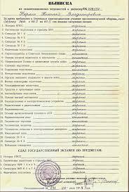 Копии исторических документов Предметы обучения