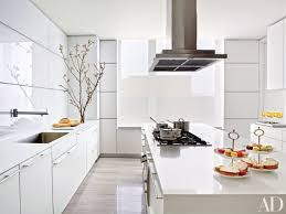 room showroom ideas acrylic white kitchen