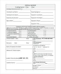 To Construction Accident Report Form Template Workplace Incident ...
