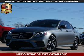 C 300 4matic avantgarde edition wagon build. Sold 2019 Mercedes Benz E 300 E 300 Designo Matte Grey Amg Pano Lthr Loaded In Mckinney