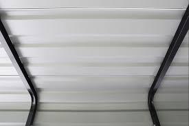 arrow carport 12x24x7 29 gauge galvanized steel roof panels