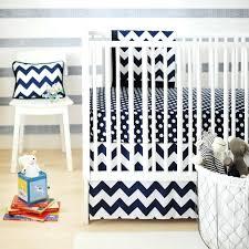 zig zag crib bedding set baby crib bedding set in navy a zoom a a zig zig zag crib bedding